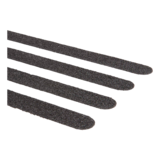 SecuCare Anti-slip sticker traptrede langwerpig zwart 15 stuks Oprijplaza
