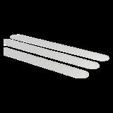 SecuCare Anti-slip sticker badkamer langwerpig transparant, 12 stuks Oprijplaza