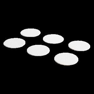 SecuCare Anti-slip sticker badkamer rond wit 32 stuks Oprijplaza