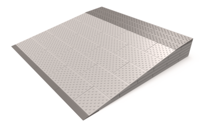 SecuCare Drempelhulp 10,5 tot 12 cm Oprijplaza